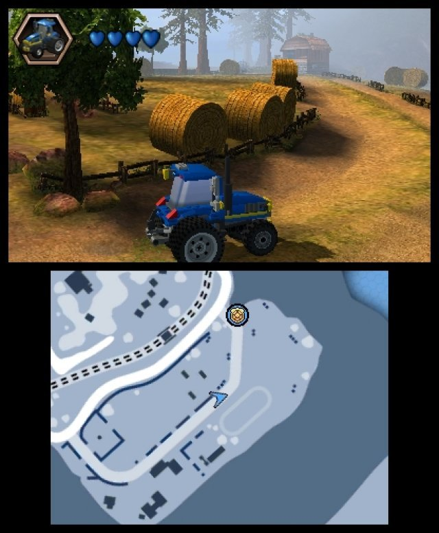 Screenshot - Lego City: Undercover (3DS) 92459485
