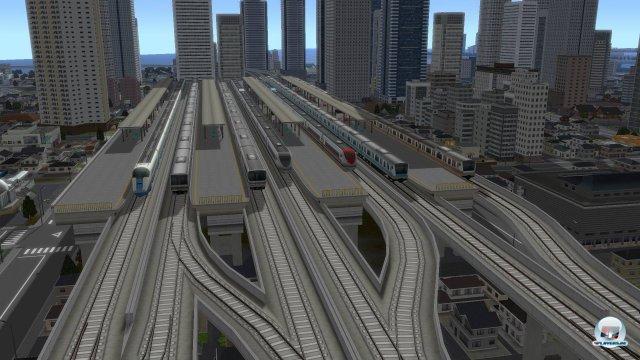 So w�rde man sich sein Bahnnetz irgendwann w�nschen. Allein es bleibt beim Wunsch...