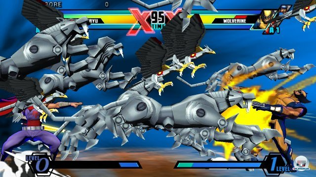 Screenshot - Ultimate Marvel vs. Capcom 3 (PS_Vita) 2317027