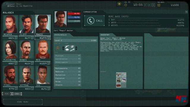 Screenshot - Jagged Alliance: Flashback (PC) 92493250