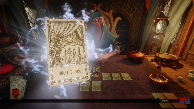 Screenshot - Hand of Fate 2 (Linux)