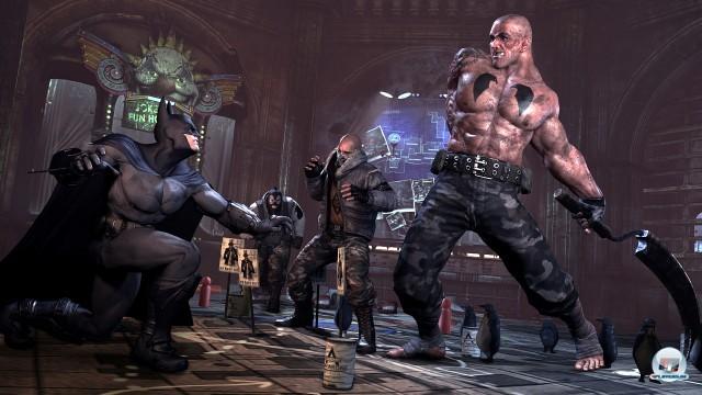 Screenshot - Batman: Arkham City (360) 2233004
