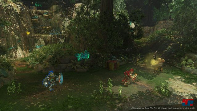 Screenshot - Knack 2 (PS4)
