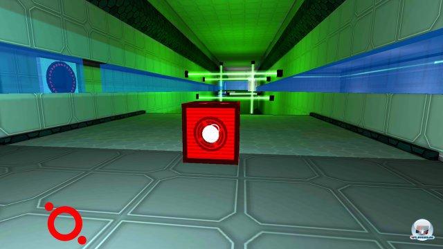 Das richtige Platzieren der farbigen Würfel ist ein zentrales Spielelement.