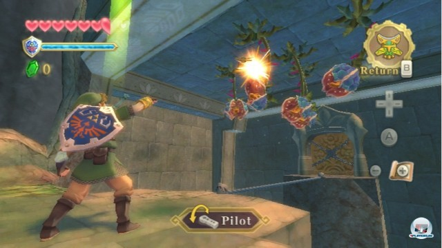 Screenshot - The Legend of Zelda: Skyward Sword (Wii) 2243468