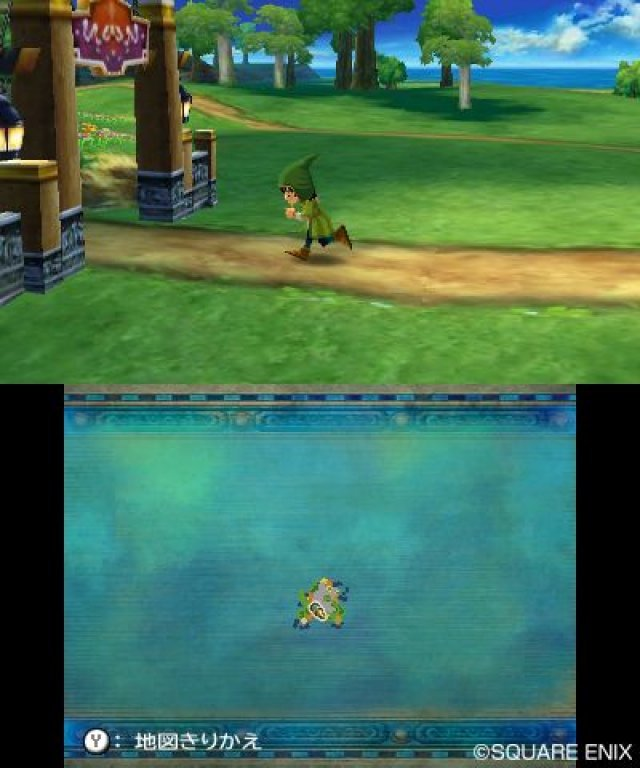 Screenshot - Dragon Quest VII (3DS) 92422992