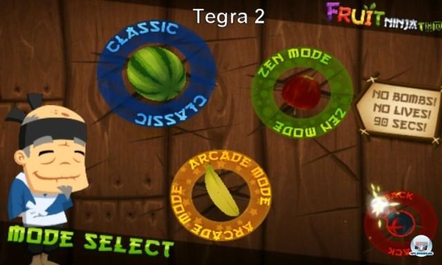 Screenshot - Tegra 2 (Android)