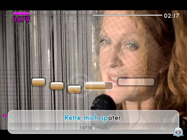 Screenshot - We Sing: Deutsche Hits 2 (Wii)