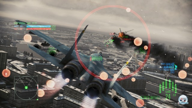 Screenshot - Ace Combat: Assault Horizon (360) 2249427