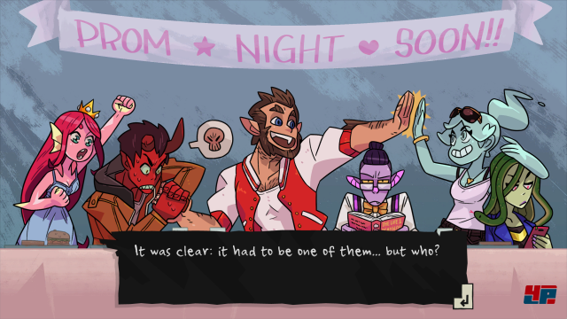Screenshot - Monster Prom (PC)