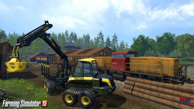 Die Forstwirtschaft zählt in diesem Jahr zu den Neuerungen.