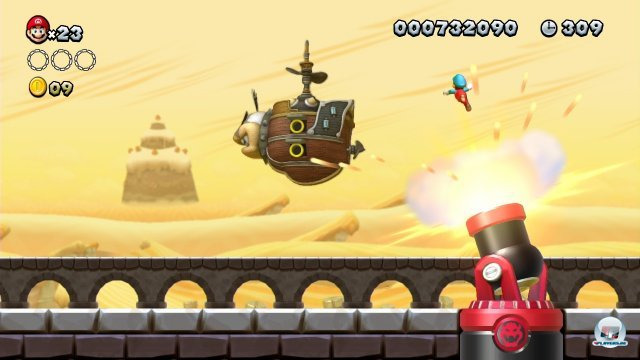 Screenshot - New Super Mario Bros. U (Wii_U) 92420497