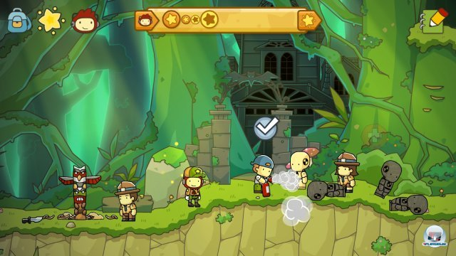 Screenshot - Scribblenauts Unlimited (Wii_U) 2362972