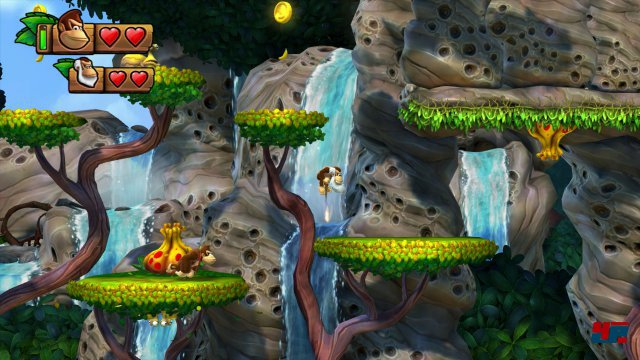 Screenshot - Donkey Kong Country: Tropical Freeze (Wii_U)