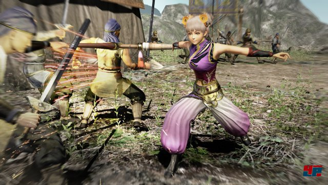 Screenshot - Dynasty Warriors 8: Empires (PC)