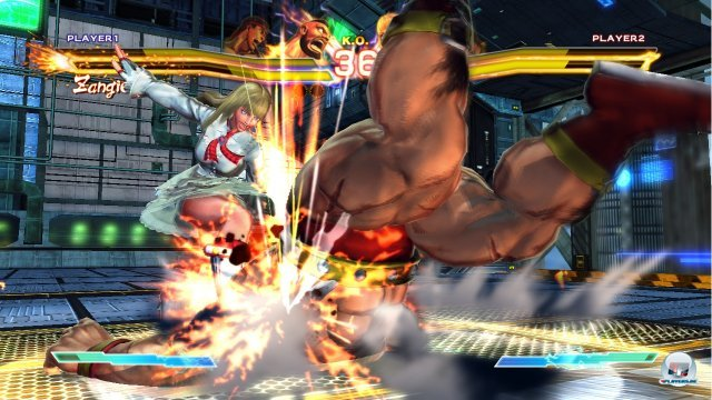 Screenshot - Street Fighter X Tekken (360) 2262762
