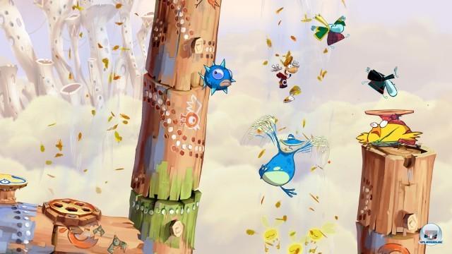 Screenshot - Rayman Origins (PlayStation3) 2248262
