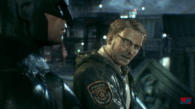 Einmal mehr müssen Batman und Commissioner Gordon Recht und Ordnung wiederherstellen.