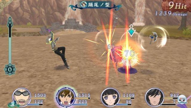 Screenshot - Tales of Hearts (PS_Vita) 92427237