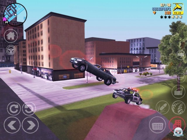 Screenshot - Grand Theft Auto III (iPad)