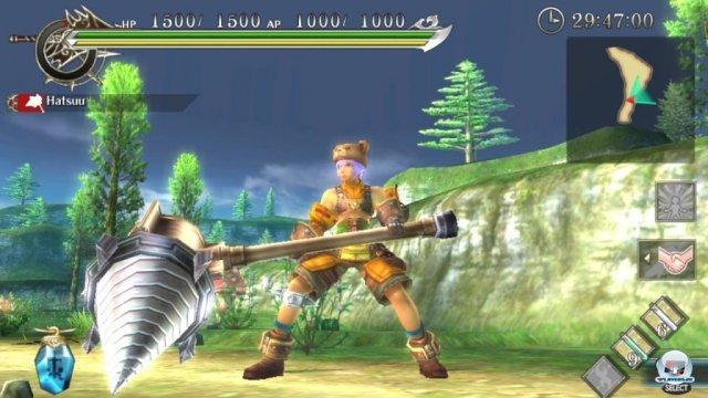 Screenshot - Ragnarok Odyssey (PS_Vita)