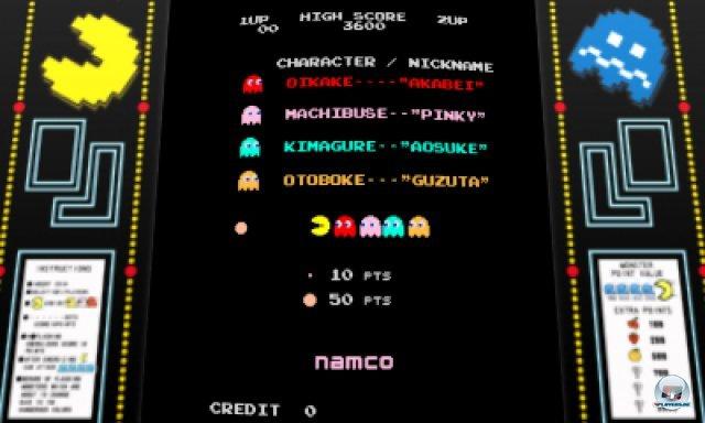Screenshot - Pac-Man & Galaga Dimensions (3DS) 2257272