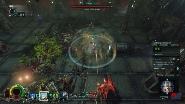 Screenshot - Warhammer 40.000: Inquisitor - Martyr (PS4)