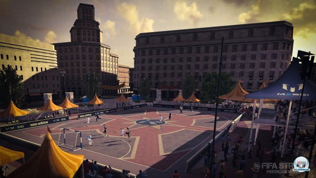 Screenshot - FIFA Street 3 (PlayStation3)