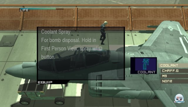 Screenshot - Metal Gear Solid: HD Collection (PS_Vita) 2362707