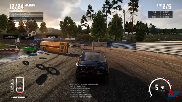 Screenshot - Wreckfest (PC)