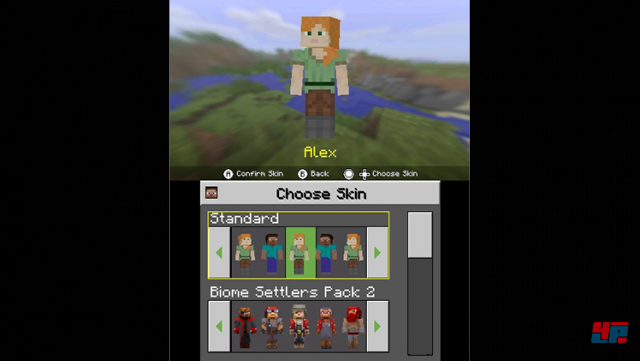 Screenshot - Minecraft (N3DS) 92552654