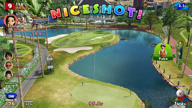Screenshot - Everybody's Golf (PS4) 92552875