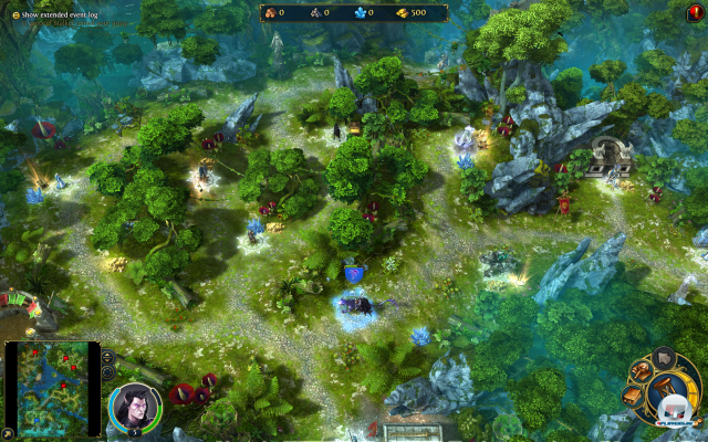 Screenshot - Might & Magic Heroes VI: Shades of Darkness (PC)