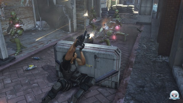 Screenshot - Binary Domain (PlayStation3) 2230867