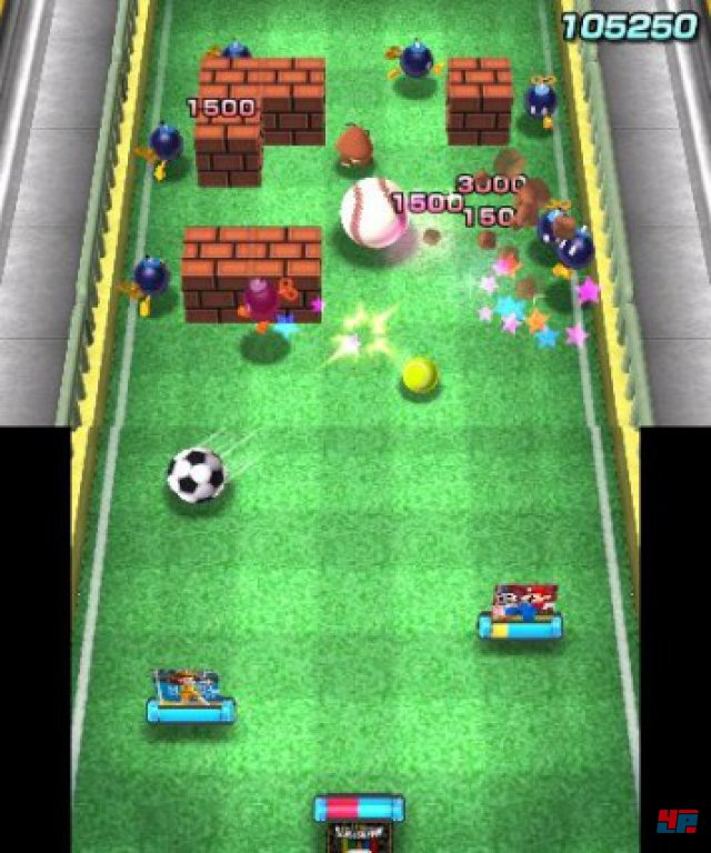 Screenshot - Mario Sports Superstars (3DS)