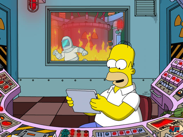 Screenshot - Die Simpsons Springfield (Android)