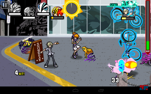 Screenshot - The World Ends With You (Android) 92485626