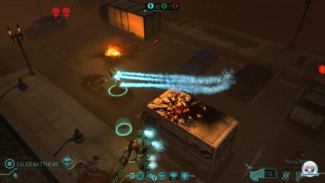 Die Mehrspielerkämpfe sind schnelle, aber dennoch taktische Gefechte.