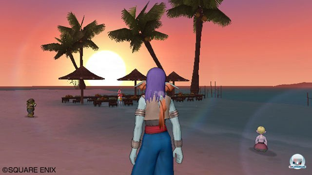 Screenshot - Dragon Quest X Online (Wii) 2289972