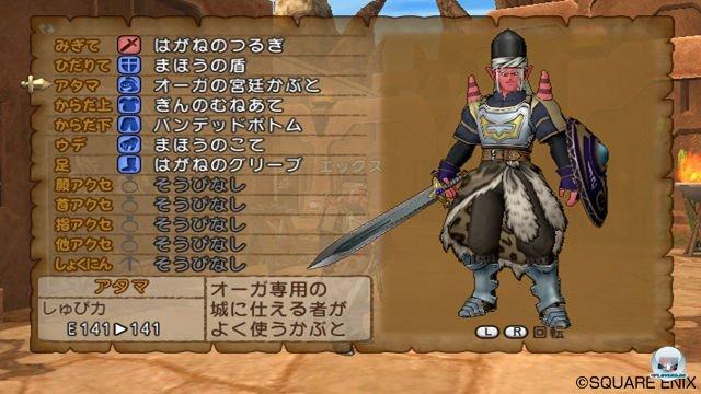 Screenshot - Dragon Quest X Online (Wii) 2289917