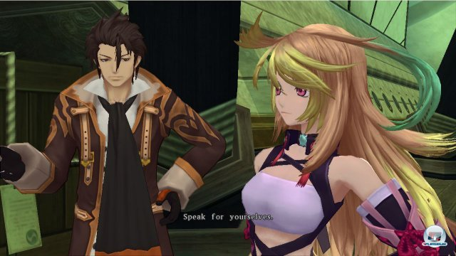 Screenshot - Tales of Xillia (PlayStation3) 92404622
