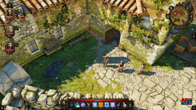 Screenshot - Divinity: Original Sin (PC)