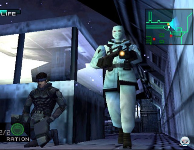 Screenshot - Metal Gear Solid: The Legacy Collection (PlayStation3)