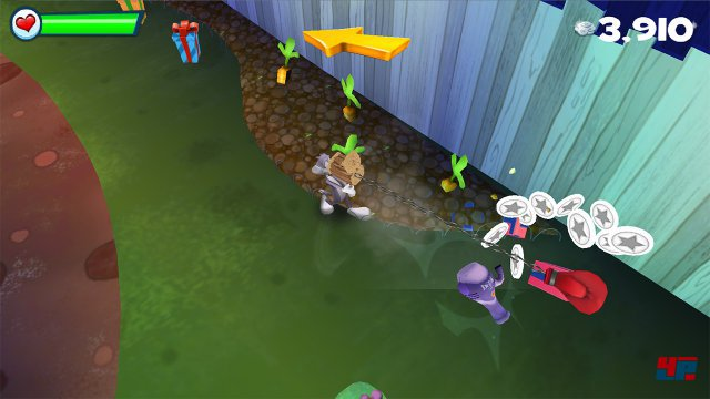 Screenshot - Scooby Doo! & Looney Tunes Cartoon Universe: Adventure (PC)