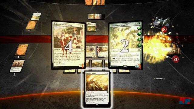 Screenshot - Magic Duels: Ursprünge (iPad)