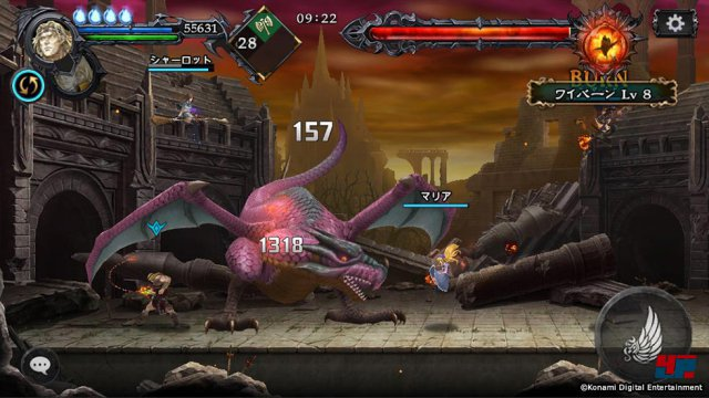 Screenshot - Castlevania: Grimoire of Souls (iPad) 92563738