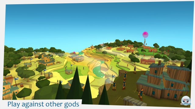 Screenshot - Godus (Android)