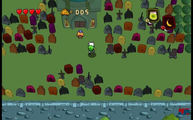 Screenshot - Adventure Time: Secret of the Nameless Kingdom (360) 92490376