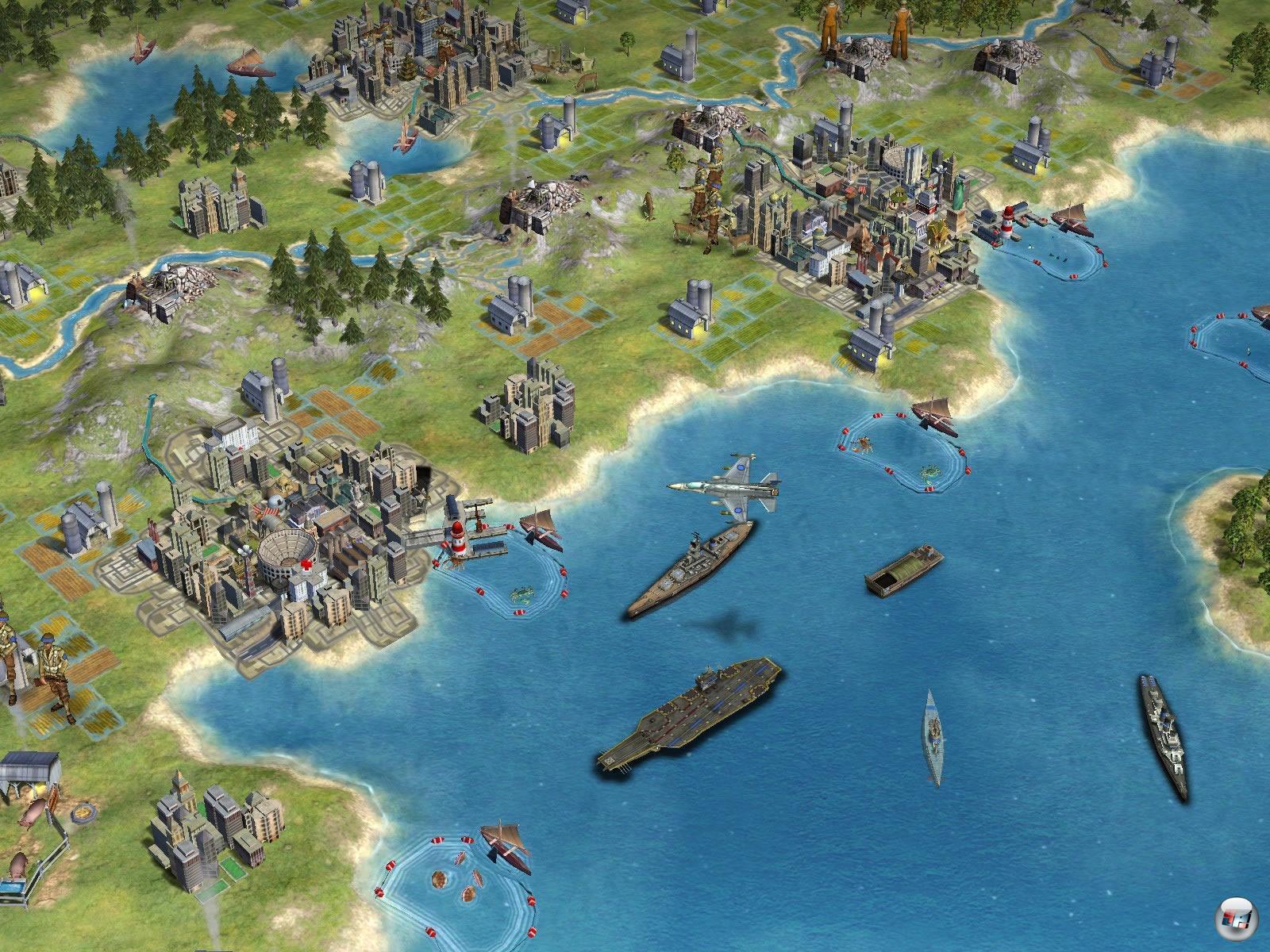 Sid Meier's Civilization 4 Beyond the Sword - дата выхода, скачать