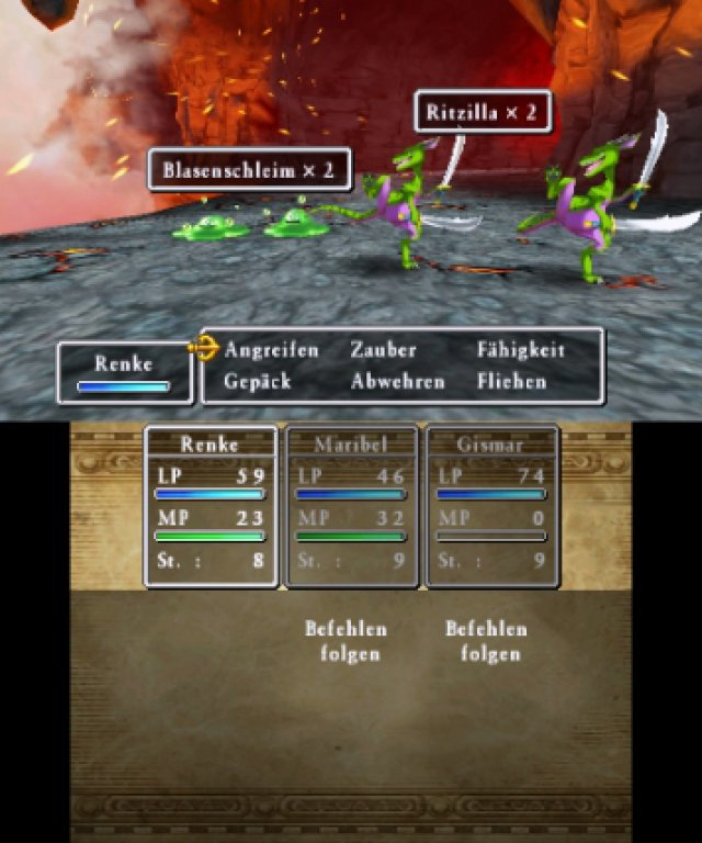 Screenshot - Dragon Quest 7: Fragmente der Vergangenheit (3DS) 92533152